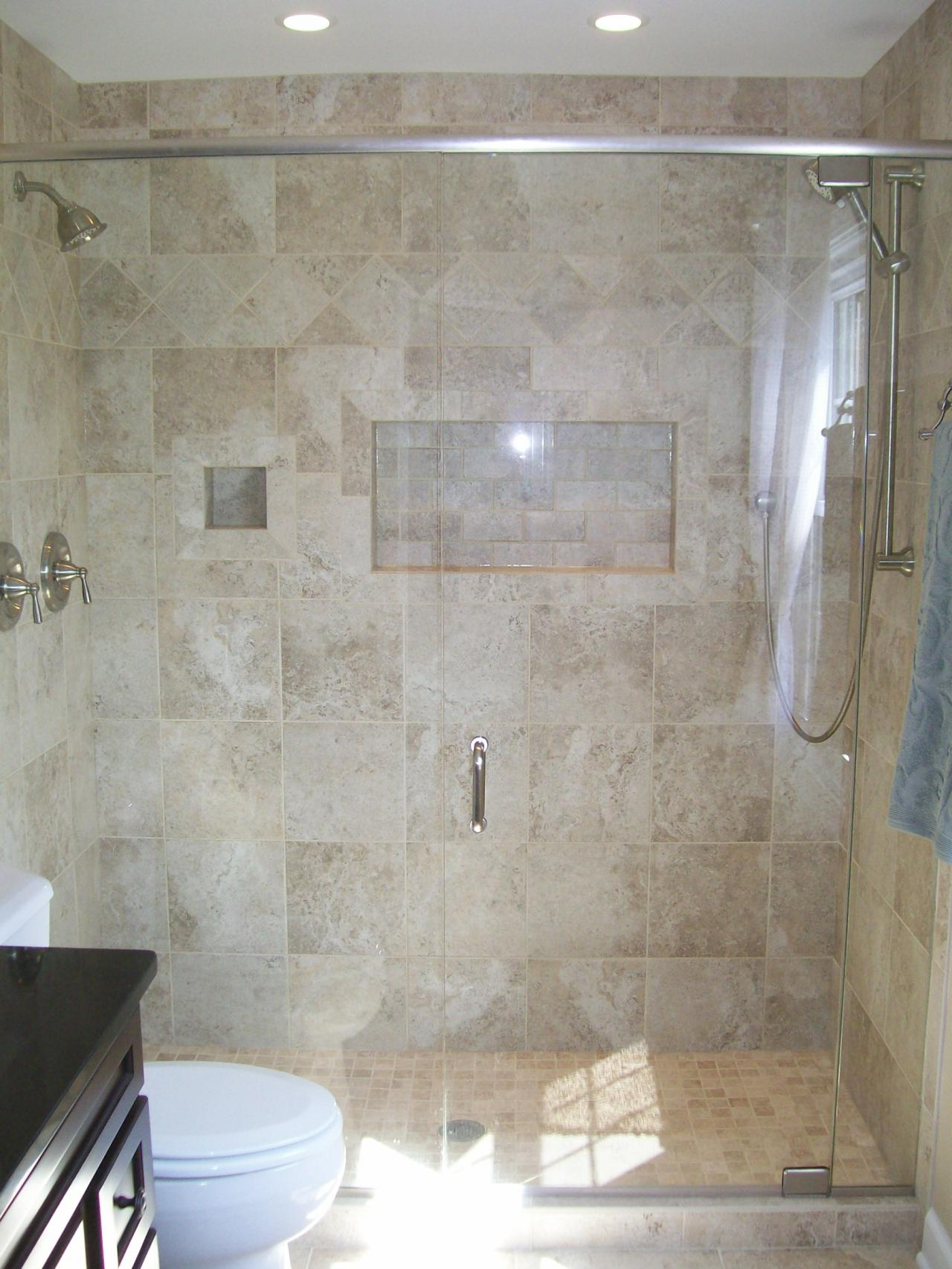 Macgyver development tile stone work click for a for Bath remodel gurnee
